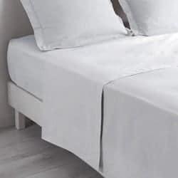 Drap plat 240x310 cm Blanc