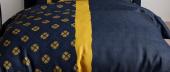 Housse de couette NIL 220x240 100% Coton- Percale 71 fils