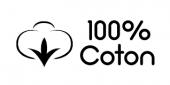 Housse de couette HIRA 220x240 100% Coton- Percale 71 fils