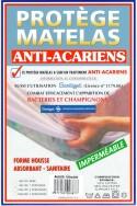 Protège matelas antiacarien