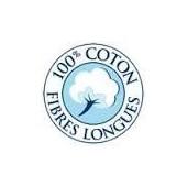 Drap housse 140x190 Turquoise BT 27 cm
