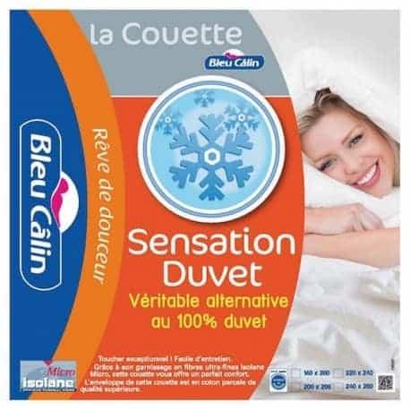 Couette Sensation Duvet 240x260