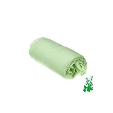 Drap housse 200x200 Bambou