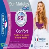 Sur Matelas Confort 160x200