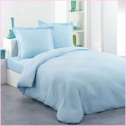 Housse de Couette 140x200 Turquoise  + 1 taie