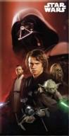 Serviette de plage Star Wars 70x140