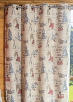 Rideau Ameublement Chamonix - 140 x 260 cm