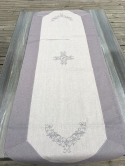 Chemin de Table Angele - 45x145 cm