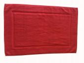 Tapis de Bain Rouge- 50 x 80