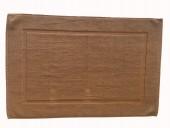 Tapis de Bain Marron - 50 x 80