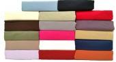 Drap Housse Jersey 90x190 Bonnet 30cm Coton Extensible
