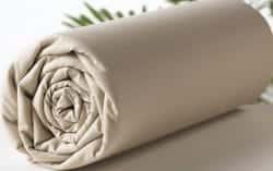 Drap Housse Jersey Tête et Pied  Relevable Bonnet 30cm  Coton Extensible Lin