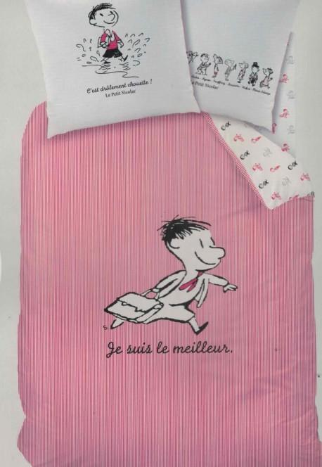 Housse de Couette 140x200 Le Petit Nicolas Le Meilleur