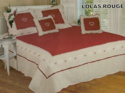 BOUTIS A+ LOLA ROUGE 260X280