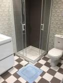 Tapis de bain 100% Coton Ahe 50x50 cm Ciel