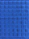 Tapis de bain 100% coton Brehat 50x80 Bleuet