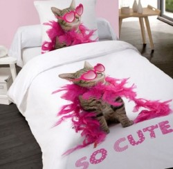 Housse de Couette 140x200 So Cute