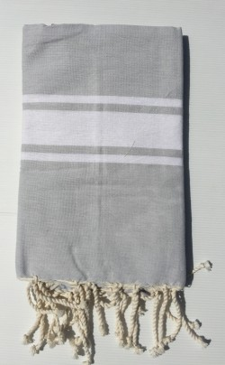 Foutas de plage 100x200cm 100% Coton Esprit Hammam Tunisien