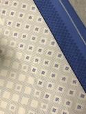 Drap Flanelle (4p) Esprit Scandinave Bleu