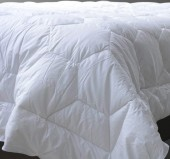 Couette Hiver 450gr/m² anti-acariens - enveloppe percale