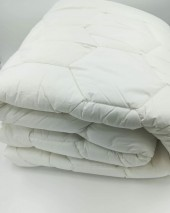 Couette Hiver 450gr/m² anti-acariens - enveloppe percale