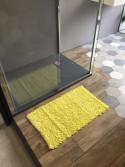 Lot de 2 tapis de bain Bambou 50x80 cm