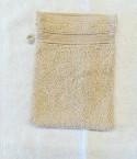 Lot de 10 Gants de Toilette Éponge 600gr/m² Coton - 20x15cm