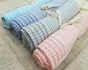Foutas Jacquard Imitation Strass 70x190cm 100% Coton