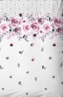Parure de Draps 140 Rosa 100% Coton