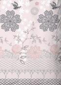 Parure de Draps 140 Mandala Rose 100% Coton
