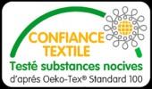 Drap Housse Jersey 80x200 à 100x210 Bonnet 30cm Coton Extensible Anis
