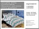 Couette Ultra Gonflante - lit 2 places -220x240 - 19-33 Microfibre