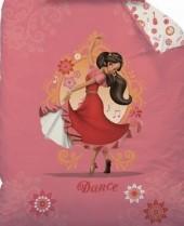 Housse de couette 140x200 - Disney Elena d'Avalor Baila