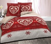 Chalet Winter Rouge 200x200