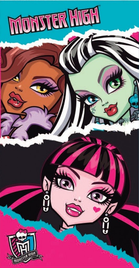 MONSTER HIGH TRIO