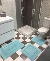 Ensemble tapis de bain