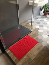 Tapis de bain 100 % coton Brehat 50x80 cm