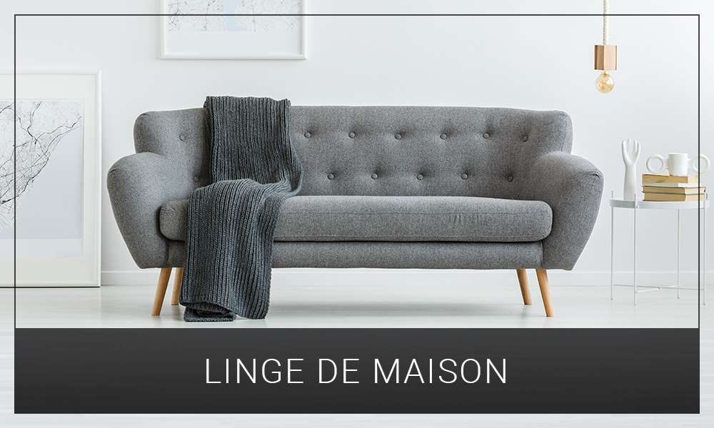 Les collections du linge de maison